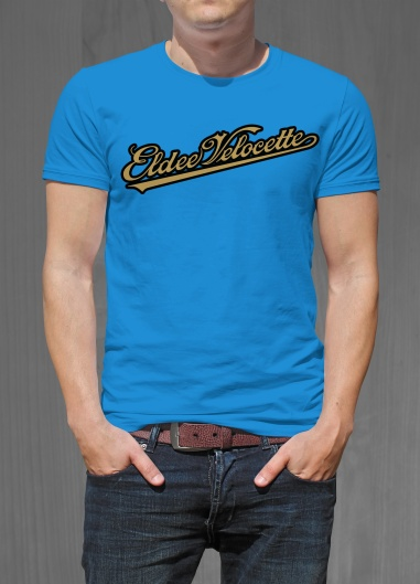 EV_outline_Blu_T-shirt_front