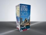 Pionair Australia, Classic DC3 aviation, Sydney & Beyond, 8-panel, gate-fold, DLE tourism brochure