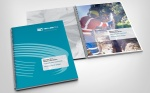 Tru-Line Civil, bid document, booklet, wire-o, corporate stationery system