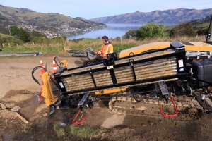 HDD, Horizontal Directional Drilling, Akaroa, TruLine Civil