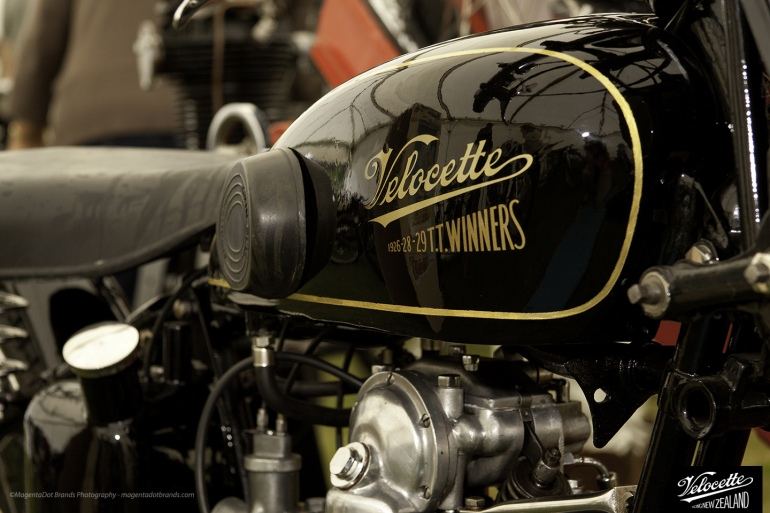 Velocette, 1926-28-29 T.T. Winners, engine, detail, NZ Classic Motorcycles, NZCMRR, Pukekohe, Classic Racing, February 2012