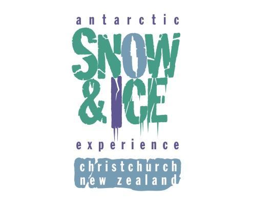 Antarctic Snow & Ice experience logo