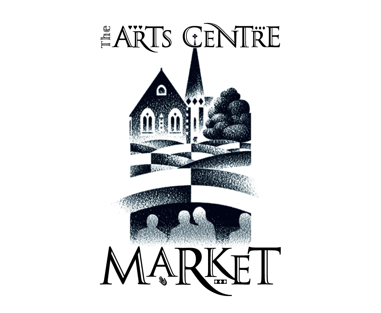 The Arts Centre Market logo