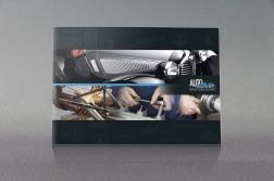 Auto Restorations A5 brochure front cover