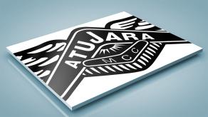 Atujara logo makeover complete