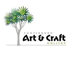 Canterbury Art & Craft Gallery logo
