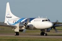 Pionair Australia Convaiir VH-PDV taxis for take-off