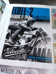 Eldee-2, VRNZ, magazine advertisement, ClassicRacer, Les Diener, Bill Swallow, Classic TT 2014