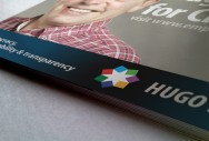 Hugo for Mayor logo and publicity material. Pro-bono work for mayoral candidate who stood in the 2013 elections. Christchurch's city slogan is 'The city that shines', the seven multi-coloured squares enclosing the 7-pointed star represent the 7 electoral wards of the city, and the rainbow diversity of the city's people. Hugo himself hails from Iceland, he is a friend and pro-active member of my community.