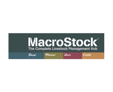 MacroStock - the complete livestock management hub logo