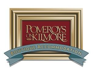Pomeroys on Kilmore - Boutique Accommodation logo