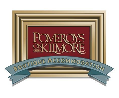 Pomeroys on Kilmore - Boutique Accommodation logo