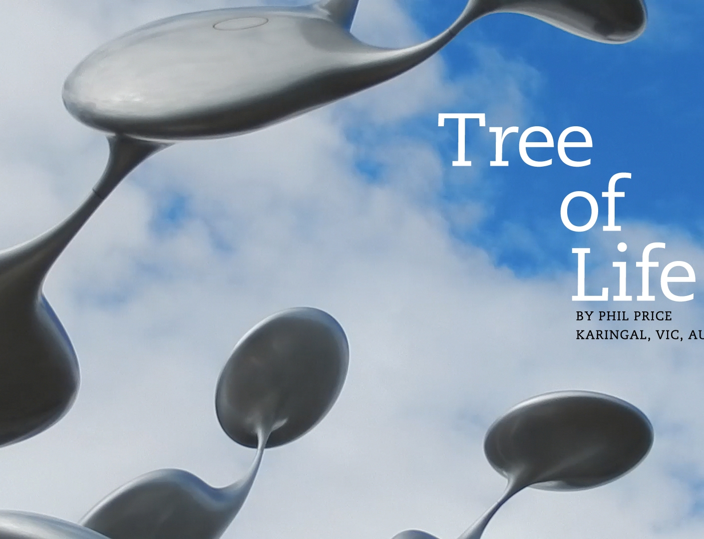 Tree of Life short film title frame