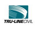 TruLine Civil Logo. Brands for New Zealand companies, Greymouth, New Zealand.