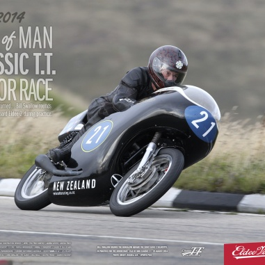 IOM Classic TT campaign   The works