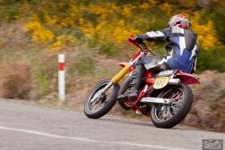 Bluff Hill, Bluff HIll Climb, Gordon Beeby, Honda CR 480, Motupohue, New Zealand, NZ Hill Climb Champs, Rider 480