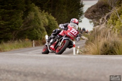 Bluff Hill, Bluff HIll Climb, Kevin Kinghan, Motupohue, New Zealand, NZ Hill Climb Champs, Rider 222, Suzuki GS1000S 1085