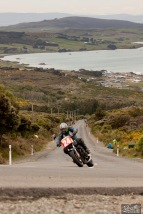 Bluff Hill, Bluff HIll Climb, Chris McMeeken, Motupohue, New Zealand, NZ Hill Climb Champs, Rider 24, Suzuki GS 1000