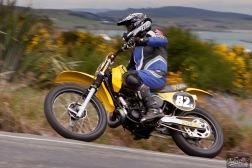 Bluff Hill, Bluff HIll Climb, Burt Munro Challenge, Classic Pre '82, Motupohue, New Zealand, NZ Hill Climb Champs, Randal Scott, Rider 82z, Suzuki RM 250