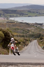 Bluff HIll Climb, Motupohue, New Zealand, Bluff Promotions NZ Hill Climb Champs, Honda CR500AF 500, Jon Pagan, Rider 139, Up to 600cc, Burt Munro Challenge 2015,10 year Anniversary event, Thursday 26 November 2016