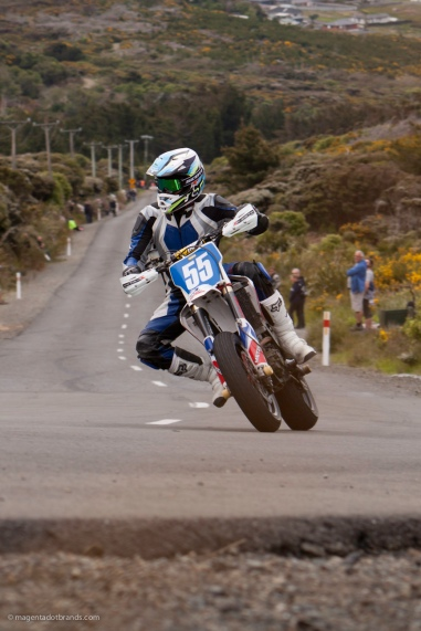 Bluff HIll Climb, Dave Klaver, Honda CRF 450, Motupohue, New Zealand, Bluff Promotions NZ Hill Climb Champs, Rider 55, Up to 600cc, Burt Munro Challenge 2015,10 year Anniversary event, Thursday 26 November 2016