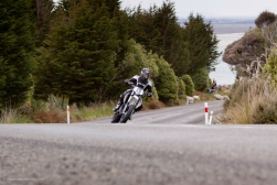 Bluff Hill, Bluff HIll Climb, Burt Munro Challenge, Husaburg FS 570, Michael Blomfield, Motupohue, New Zealand, NZ Hill Climb Champs, Rider 570, Up to 600cc, 10 year Anniversary event, Thursday 26 November 2016