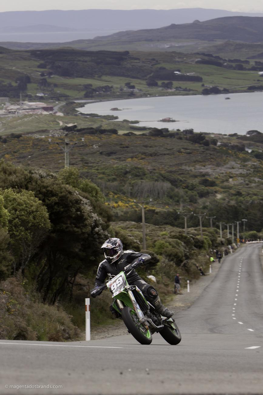 Bluff HIll Climb, Craig Ellis, Motupohue, New Zealand, Bluff Promotions NZ Hill Climb Champs, Rider 99, Up to 600cc, Burt Munro Challenge 2015,10 year Anniversary event, Thursday 26 November 2016, Yamaha YXF 450