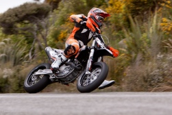 Bluff HIll Climb, Casey Bullock, Motupohue, New Zealand, Bluff Promotions NZ Hill Climb Champs, KTM SMR 450, Rider 427, Up to 600cc, Burt Munro Challenge 2015,10 year Anniversary event, Thursday 26 November 2016