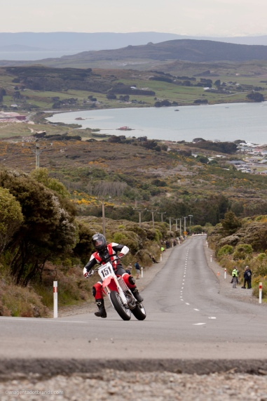 Bluff HIll Climb, Motupohue, New Zealand, Bluff Promotions NZ Hill Climb Champs, Heath Botica, Honda, Rider 151, Up to 600cc, Burt Munro Challenge 2015,10 year Anniversary event, Thursday 26 November 2016