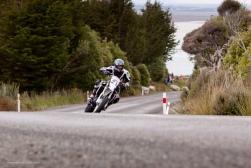 Bluff HIll Climb, Corner 5, Mike Talbot, Motupohue, New Zealand, NZ Hill Climb Champs, Rider 21, Up to 600cc, Yamaha YZ 450