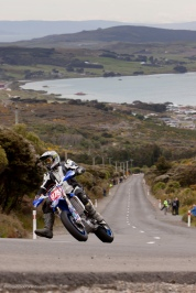 Bluff HIll Climb, Burt Munro Challenge, Lee Harrison, Motupohue, New Zealand, NZ Hill Climb Champs, Rider 979, Up to 600cc, Yamaha YZF 450, 10 year Anniversary event, Thursday 26 November 2016