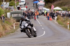 Bill Moffatt, Bluff HIll Climb, BMW S1000RR 999, Burt Munro Challenge, Flagstaff Road, Motupohue, New Zealand, NZ Hill Climb Champs, Open Class, Rider 591