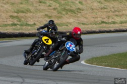 Burt Munro Challenge, Classic Pre '63 with Girder Forks, Cloud Craig-Smith, KTT 350, KTT MK VIII, Rider 231, Teretonga Circuit races, Velocette