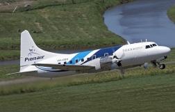 Pionair aviation | Rebrand