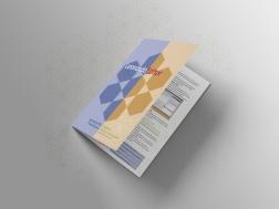 """Leonardo Editor brochure """"after""""."""