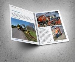 TruLine Civil tender bid document Relevant Experience spread