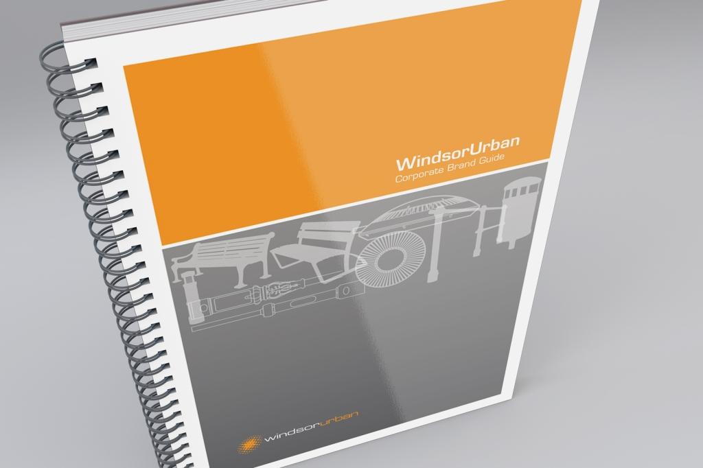 Windsor Urban brand use document cover
