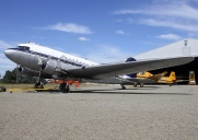 Southern DC3, ZK AMY, sburton Aviation Museum