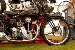 Velocette, KSS, 1932, 350, restored, New Zealand Classic Motorcycles collection