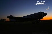 DC3-Dulcie-sunset-Bullo-Spirit_poster_a_day