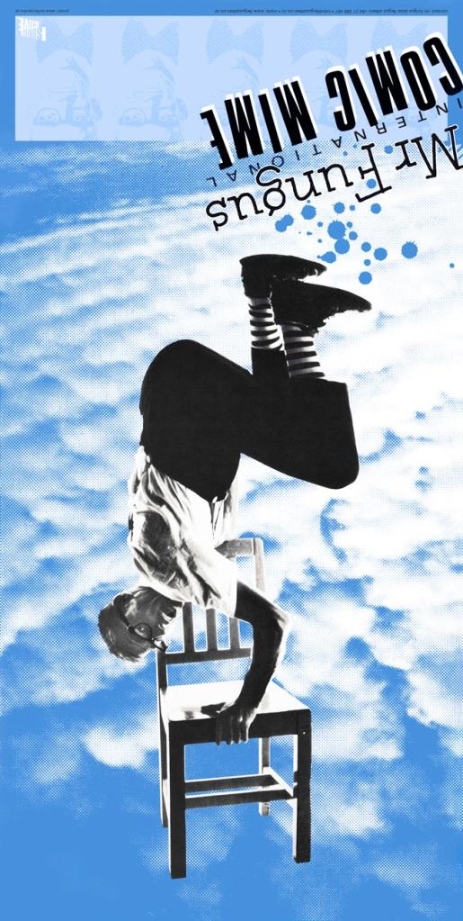 Poster Mr Fungus International Comic Mime