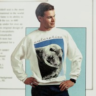 Antarctic Centre Wedddell Seal - Antarctica sweatshirt
