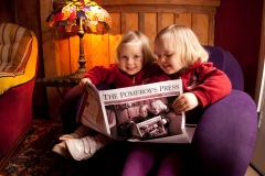 The Pomeroy's Press. The Pomeroy's Press. Neve and Paige recursive cover.