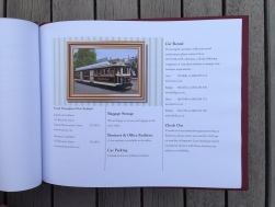 Pomeroy's boutique accommodation, bed & breakfast guest's compendium of travel information.