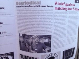 "Pomeroy's Press newsletter ""Beeriodical"" feature about craft breweries, craft beer and craft brewing personalities."