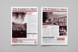 The Pomeroy's Press issues 16–17, 2008.