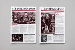 The Pomeroy's Press issues 18-19, 2008.