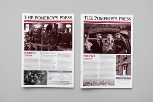 The Pomeroy's Press issues 24-25, 2010.