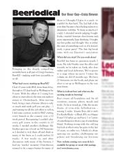 The Pomeroy's Press. Pom's staff profile story. Craig Bowen.