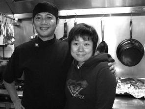 The Pomeroy's Press. Pom's staff profile article image.Eiji Aoyagi.